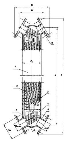 Теплообменник буг Пластины теплообменника Alfa Laval TL6-BFG Махачкала